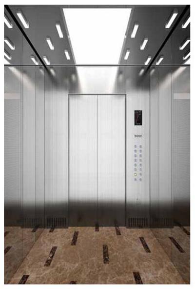 张家港ESW无机房智能电梯 CA129L
