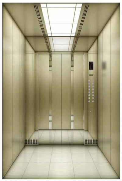 张家港ESW无机房智能电梯 CA054L