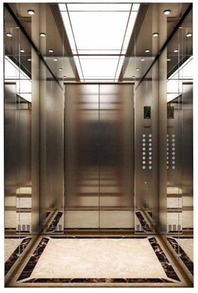 ESW无机房智能电梯 CA102L