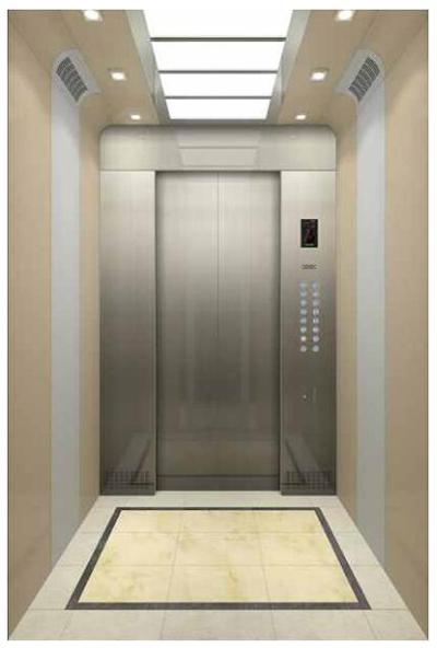 南通ESW无机房智能电梯 CA125L