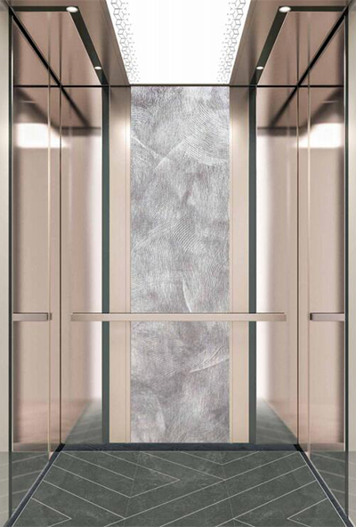 GArt钢带电梯  CA144L