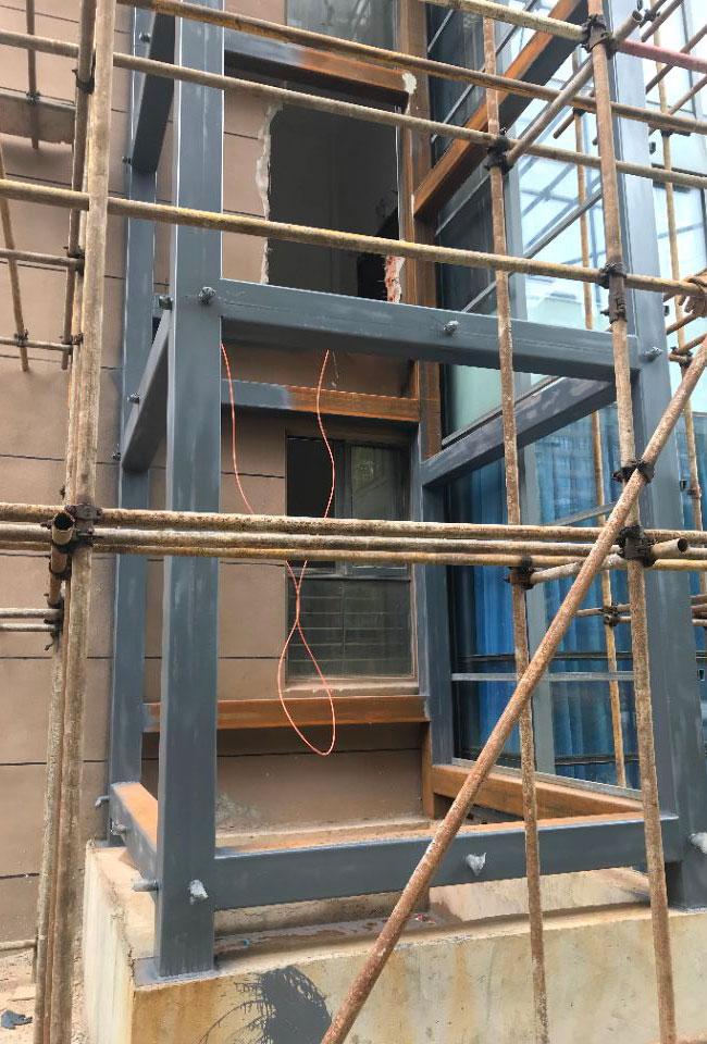 金华电梯加装