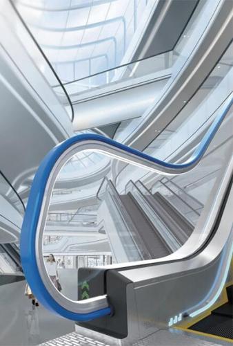 自动扶梯及自动人行道